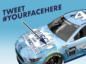 Busch Beer #YourFaceHere Contest - Twitter