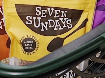 Seven Sundays Whole Foods Giveaway
