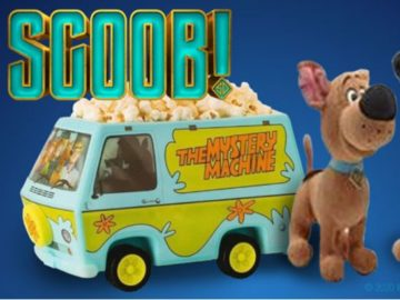 Showcase SCOOB! Watch at Home Prize Pack Sweepstakes ( Limited States)