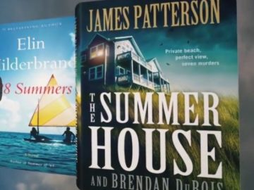 James Patterson Summer of James and Elin Sweepstakes