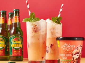 Reed's Ginger Beer Reed's & Aldens Sweepstakes