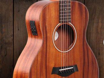 Taylor GS Mini Guitar Giveaway