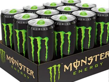 #CrushQuarantine with Monster Energy Ultra Sweepstakes