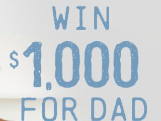 Family Talk Today 2020 Father's Day $1,000 Sweepstakes