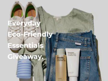Nécessaire Everyday Eco-Friendly  Essentials  Giveaway