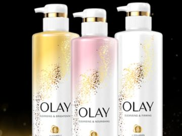 Olay Body $5,000 Sweepstakes