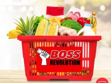 BOSS Revolution Food Sweepstakes