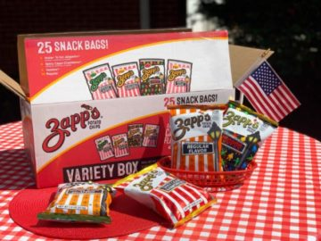 Zapp's Memorial Day Variety Pack Giveaway