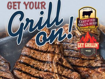 Certified Angus Beef Get Your Grill on Giveaway (Limited States)