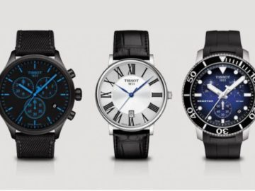 Tissot Father's Day Sweepstakes