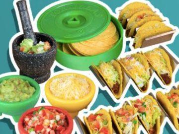 Nostalgia Taco Tuesday Giveaway