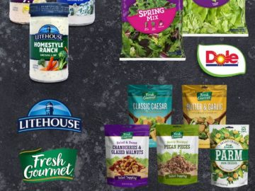 WinCo Foods Build a Better Salad Sweepstakes (Limited States)