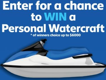 Bud Light Personal Watercraft Sweepstakes (Limited States)
