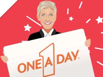 Win a $150 Visa Gift Card from One A Day!