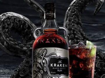 Kraken Rum #GetKraken Sweepstakes