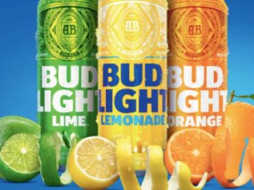 Bud Light Seltzer 'NFL Experience' Sweepstakes (Limited States)