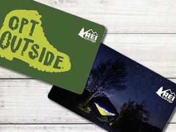 Georgia 811's REI $250 Gift Card Giveaway