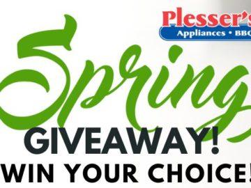 Plesser's Spring Giveaway (Facebook Timeline Giveaway)