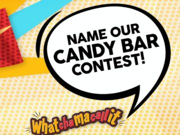 Hershey's Whatchamacallit Naming Contest