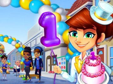 Diner DASH Adventures Sweepstakes