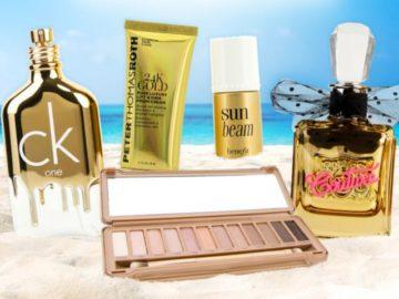 Fragrance Net Golden Summer Giveaway