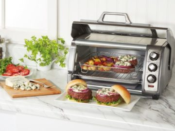 Hamilton Beach Air Fryer Toaster Oven Giveaway