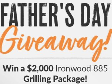 BBQGuys Traeger Father's Day Giveaway