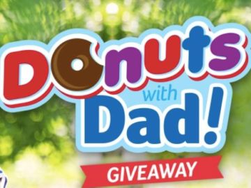 Little Debbie Donuts with Dad Giveaway
