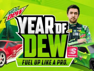 MTN DEW Fuel Up Like A Pro Sweepstakes (Limited States)