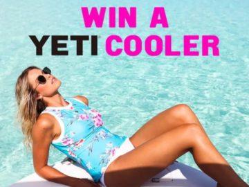 Hapari Yeti Cooler Giveaway
