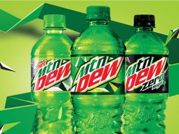 Mtn Dew Year Of Groceries Sweepstakes (Limited States)