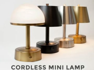 Modern Lantern Sweepstakes