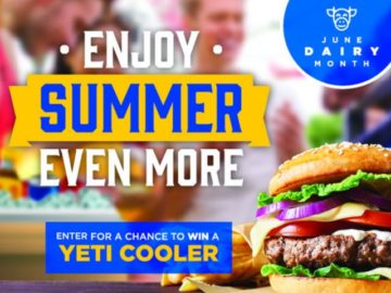 Weis June Dairy Month Sweepstakes (Limited States)