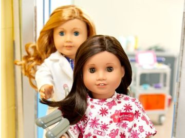 American Girl Heroes with Heart Contest ( Photo Needed)
