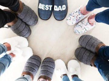Dearfoams Father's Day Sweepstakes