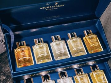 Aromatherapy Associates Iconic Bath & Shower Oil Collection Sweepstakes