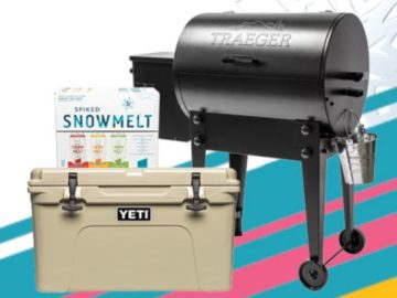 Upslope's Summer of Snowmelt Sweepstakes