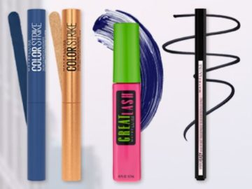 Maybelline Beauty Closet June Pride Month Sweepstakes