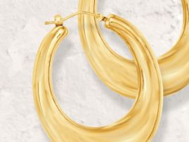 Ross Simons Jewelers Italian Summer Hoop Giveaway