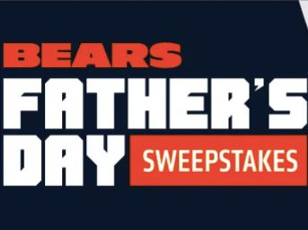 Miller Lite Chicago Bears Father's Day Sweepstakes