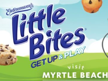 Entenmann's Get Up & Play with Little Bites Sweepstakes