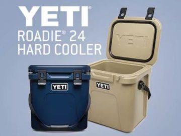 Yeti Roadie 24 Hard Cooler Giveaway