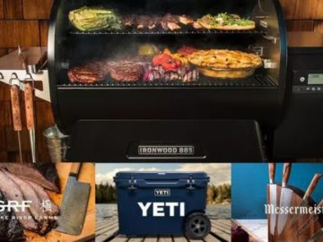 Traeger Grills Father's Day Sweepstakes