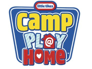Little Tykes Ultimate Camp Play@Home Sweepstakes
