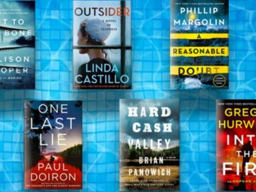 Criminal Element Summer Thrillers Sweepstakes
