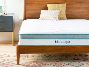 Linenspa Just for Her Sweepstakes