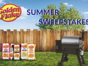 Golden Flake Summer Sweepstakes