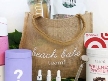Teami Blends Summer Splash Giveaway
