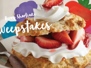 Driscoll's Berry Shortcake Sweepstakes (Photo Upload)