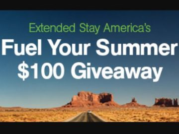 Extended America Fuel Your Summer $100 Giveaway